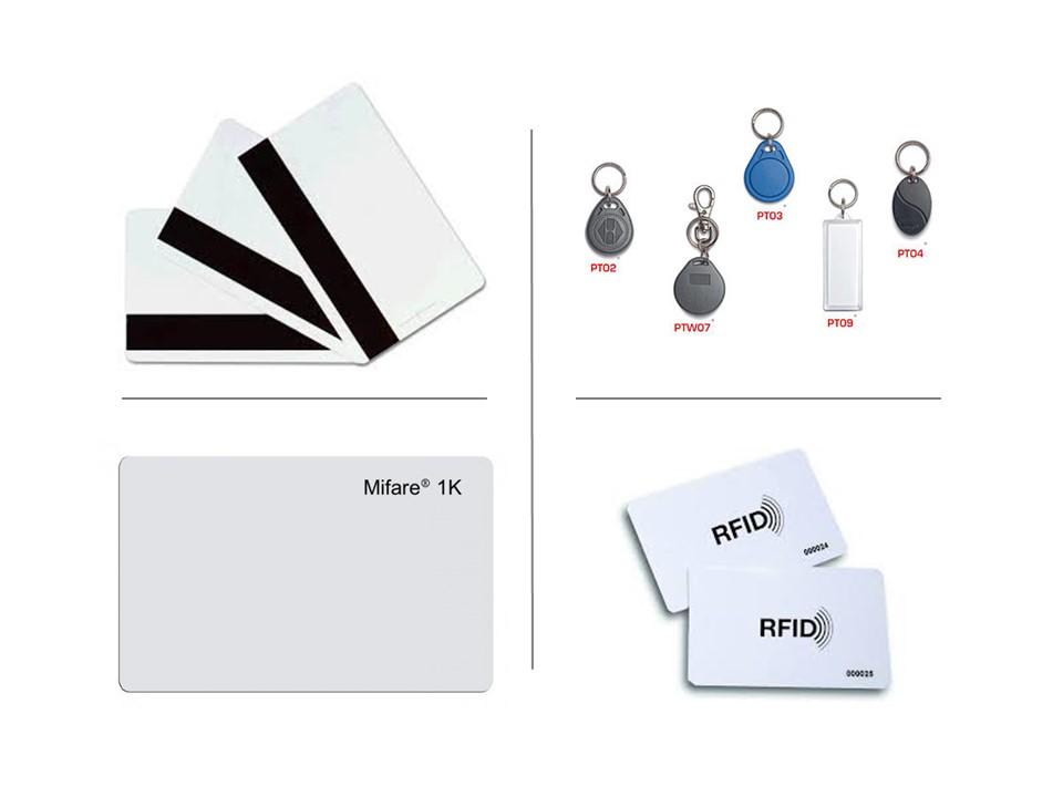 creazione e stampa badge