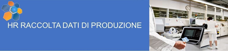 raccolta dati di produzione